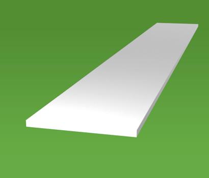 Plastic Flat Strips