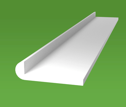 Plastic Edge Lipping Rigid